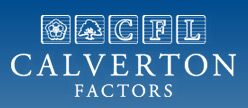 Calverton Factors logo